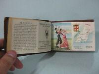 ANTIGUO ALBUM DE CROMOS COMPLETO CIGARRILLOS 46-REGIONES DE ESPAÑA (56 CROMOS)