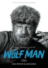 The Wolf Man Universal 1941 Lon Chaney Jr exclusive horror movie magazine