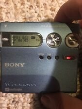 Sony MZ-N910, Minidisc Recorder Player Netmd MDLP, RARE High End MD