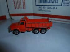 RARE VTG TOMICA TOMY NISSAN DIESEL DUMP TRUCK NO. 16 MADE IN JAPAN S-1/102