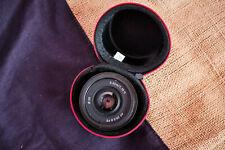 Samyang AF 35mm F/2.8 FE para Sony Montura E