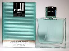 Lot Of 2 Pces Dunhill London Fresh 3.3/3.4oz Edt Spray For Men New In Box