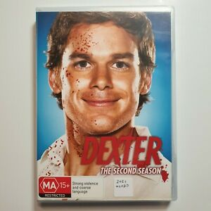 Dexter: Complete Second Season | DVD Series | Crime | 2006 | Michael C. Hall
