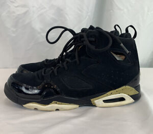 Nike Youth Air Jordan 6 Retro DMP Black/Gold Youth Size: 5.5Y