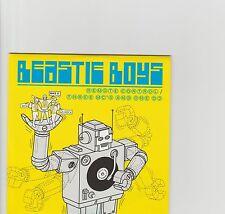 Beastie Boys-Remote Control UK 3 track promo cd 1999