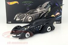 DC Comics Batmobile Movie Batman Forever 1995 1:18 hotwheels Heritage