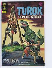 Turok Son of Stone #80 Gold Key Pub 1972