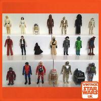 Vintage Star Wars Original Loose Kenner Action Figures A New Hope ANH