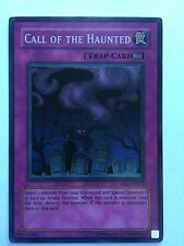 YUGIOH CALL HAUNTED OF THE  SUPER NEAR MINT LCJW-EN217