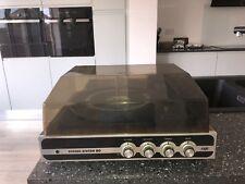 Vintage Wye Record Player