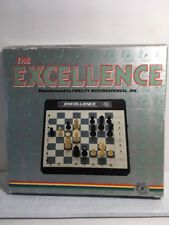 The Excellence Computer Electronic Chess Game #6080