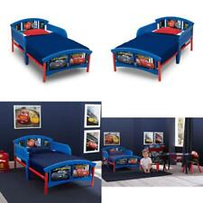 Steel Frame And High Quality Plastic Toddler Bed Disney Pixar Car Delta Children