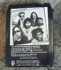 The Doobie Brothers  Minute by Minute  8 Track Cartridge Tape  (RP)
