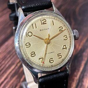 Vintage Watch Volna Vostok 2809 Precision Fully Original USSR Mechanical 1959s