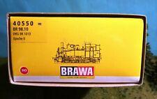 BRAWA  40550  TENDERLOKOMOTIVE  der  BR 98.10  EPOCHE II  NEU!!!!!!!