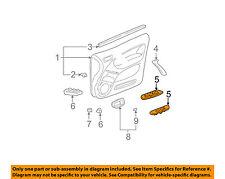 TOYOTA OEM 01-03 RAV4 Front Door-Armrest Base Left 7423242080B0