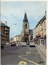 CP 80 SOMME - Amiens - Rue et Eglise St Leu
