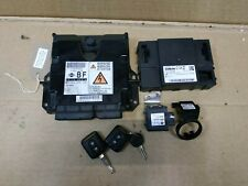 Nissan Navara D40 2.5 DCI 2009-10 ECU Set ECU Kit 23710-4X37A Ref: V91