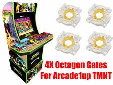 Arcade1up Teenage Mutant Ninja Turtles TMNT 4 Circle Octagon Gates UPGRADE!