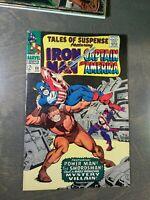 Tales of Suspense #88  FN (1967) Marvel Comics~Iron Man Captain America