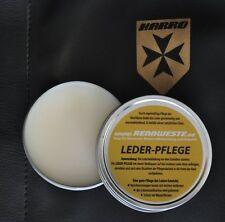 Lederpflege / Lederfett  * Made in Germany * für HARRO Motorradbekleidung