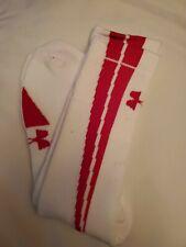 Under armour socks XL White crew