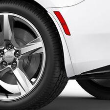2016-2018 Camaro Genuine GM Rear Splash Guards Summit White 23436531