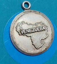 Charm S44 Venezuela Sterling Silver Vintage Bracelet