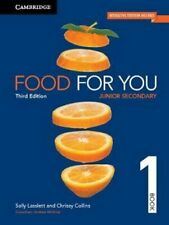 Food for You Book 1 Pack (Textbook and Interactive Textbook) by Sally Lasslett, Chrissy Collins (Mixed media product, 2017)