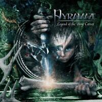 PYRAMAZE - LEGEND OF THE BONE CARVER   CD NEW