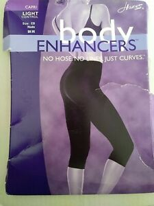 HANES BODY ENHANCERS CAPRI LIGHT CONTROL SZ CD NUDE NIPACKEGE