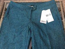 GSUS SINDUSTRIES Women's Woven Green Grand Marquis Pants Size 30 MSRP $134