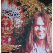 LP - Neil Young ‎– Harvest Live (NM/NM) 1970