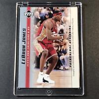LEBRON JAMES 2003 UPPER DECK #8 PHENOMENAL BEGINNINGS ROOKIE RC NBA CAVS LAKERS