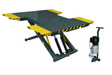 MID-RISE SCISSOR LIFT - Full Platform - Portable - 2.8T by Hero Hoists Qld