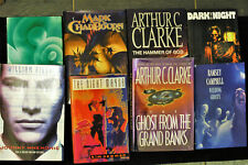 New Sci-fi / Horror / Fantasy Books - New Old Stock -  96 Titles To Choose From