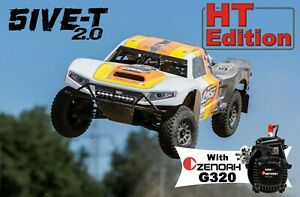 Losi 5ive-T 2.0 1/5 4WD SCT, HT-Edition, 1:5 5T RC-Car