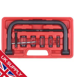 10 Pieces Car Motorcycle Valve Spring Compressor Tool Bit Set UK SWE165