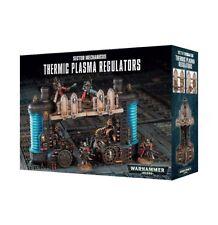 Warhammer 40k Sector Mechanicus Thermic Plasma Regulators **New in Box