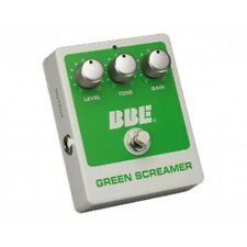 BBE Green Screamer Guitar Effect