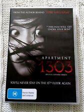 APARTMENT 1303 – DVD, REGION-4, LIKE NEW, FREE POST IN AUSTRALIA