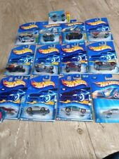 Hot Wheels- Various Years and Models Lot of 13 (see list in description)
