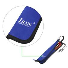 New Blue Drum Stick Bag Case Waterproof with Carrying Strap for Drumsticks CB
