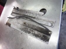 1972 arctic cat 440 panther snow parts:  BOTH HOOD CHANNELS w one rubber