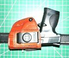 Tagua IPH4-1007 RH 4in1 Leather OWB IWB SOB Crossdraw Holster S&W M&P Compact