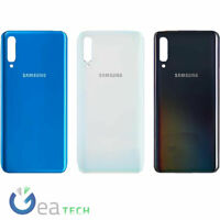 Back Battery Cover Per Samsung Galaxy A50 A505 Scocca Retro Copribatteria Nuova