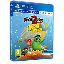 Angry Birds Movie 2 VR: Under Pressure Sony PlayStation 4 PS4 PSVR Game (Age 3+)