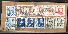 US Airforce Postmark 1993 $28.45 postage