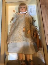 "Heidi Plusczok Maike Doll 26"" 132 Of 450 Zapf Creation New"