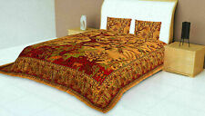 Indian Handmade Mandala  King Size Duvet Cover Cotton Bedding Set Bohemian Home
